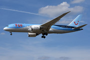Boeing 787-8 Dreamliner - G-TUIB operated by TUIfly