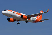 Airbus A320-251N - G-UZHD operated by easyJet