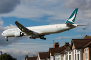 Boeing 777-300ER - B-KPY operated by Cathay Pacific Airways