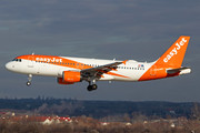 Airbus A320-214 - OE-IZU operated by easyJet Europe