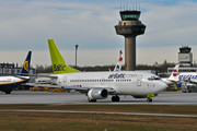 Boeing 737-500 - YL-BBQ operated by Air Baltic