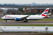 Boeing 787-8 Dreamliner - G-ZBJF operated by British Airways