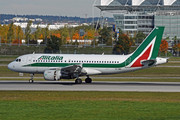 Airbus A319-111 - EI-IMN operated by Alitalia