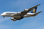Airbus A380-841 - 9V-SKT operated by Singapore Airlines
