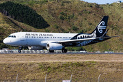 Airbus A320-232 - ZK-OXE operated by Air New Zealand
