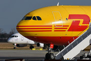 Airbus A300B4-622RF - D-AEAE operated by DHL (European Air Transport)