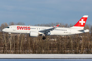 Bombardier BD-500-1A11 C Series CS300 - HB-JCG operated by Swiss International Air Lines