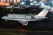 Bombardier Challenger 605 (CL-600-2B16) - OY-VAY operated by ExecuJet Scandinavia