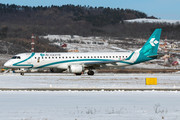 Embraer 190-200LR - I-ADJP operated by Air Dolomiti