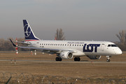 Embraer 190-100STD - SP-LMB operated by LOT Polish Airlines