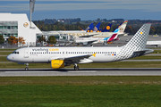 Airbus A320-214 - EC-MBM operated by Vueling Airlines