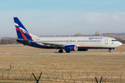 Boeing 737-800 - VP-BNC operated by Aeroflot