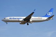 Boeing 737-800 - EC-MPG operated by Air Europa