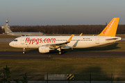 Airbus A320-214 - TC-DCB operated by Pegasus Airlines