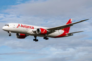 Boeing 787-8 Dreamliner - N783AV operated by Avianca
