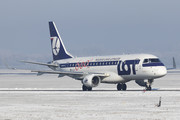 Embraer 170-200LR - SP-LII operated by LOT Polish Airlines