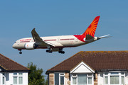 Boeing 787-8 Dreamliner - VT-NAA operated by Air India