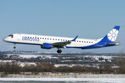 Embraer E195LR (ERJ-190-200LR) - EW-514PO operated by Belavia Belarusian Airlines