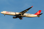 Airbus A330-303 - TC-LNC operated by Turkish Airlines