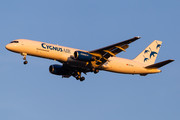 Boeing 757-200SF - EC-KLD operated by Cygnus Air