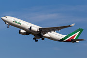 Airbus A330-202 - EI-EJJ operated by Alitalia
