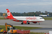 Airbus A320-214 - D-ABNY operated by Air Berlin