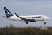 Boeing 737-700 - YR-BGH operated by Tarom