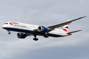 Boeing 787-9 Dreamliner - G-ZBKP operated by British Airways