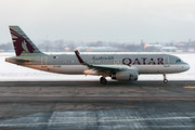 Airbus A320-232 - A7-AHR operated by Qatar Airways