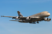Airbus A380-861 - A6-APC operated by Etihad Airways