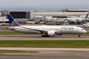 Boeing 787-9 Dreamliner - N38950 operated by United Airlines