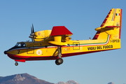 Bombardier CL-415 - I-DPCD operated by Corpo nazionale dei vigili del Fuoco (Italian National Firefighters Corps)