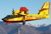 Bombardier CL-415 - I-DPCV operated by Corpo nazionale dei vigili del Fuoco (Italian National Firefighters Corps)