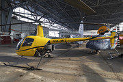 Robinson R22 Beta II - HA-MIZ operated by Private operator