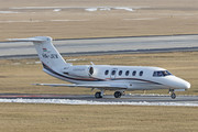 Cessna 650 Citation III - HA-JEV operated by Private operator