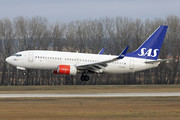 Boeing 737-700 - LN-RNU operated by Scandinavian Airlines (SAS)