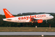 Airbus A319-111 - G-EZAS operated by easyJet