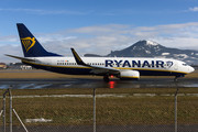 Boeing 737-800 - EI-FZV operated by Ryanair