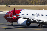 Boeing 737-8 MAX - LN-BKA operated by Norwegian Air Shuttle