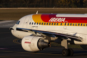 Airbus A319-111 - EC-KBX operated by Iberia