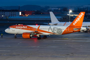 Airbus A320-251N - G-UZHB operated by easyJet