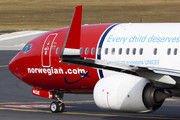 Boeing 737-800 - LN-NGE operated by Norwegian Air Shuttle