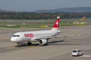 Airbus A320-214 - HB-IJE operated by Swiss International Air Lines