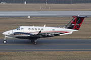 Beechcraft King Air 200 - G-MEDZ operated by Zeusch Aviation