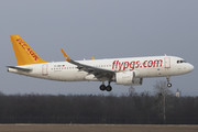 Airbus A320-251N - TC-NBD operated by Pegasus Airlines