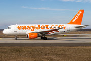 Airbus A319-111 - G-EZIZ operated by easyJet