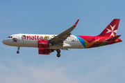 Airbus A320-251N - 9H-NEO operated by Air Malta