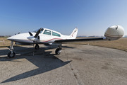 Cessna 310Q - HA-EAB operated by Multifly Kft.