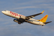 Boeing 737-800 - TC-CPZ operated by Pegasus Airlines