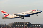 Embraer E170STD (ERJ-170-100STD) - G-LCYF operated by BA CityFlyer